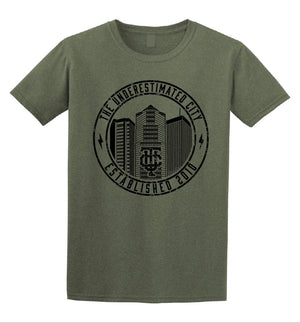City Seal (Olive Green)