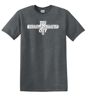 The Underestimated City Tee (Dark Grey)