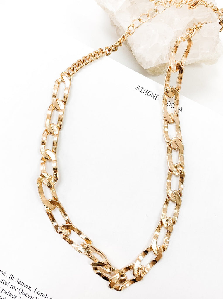 Lynx Chain Necklace