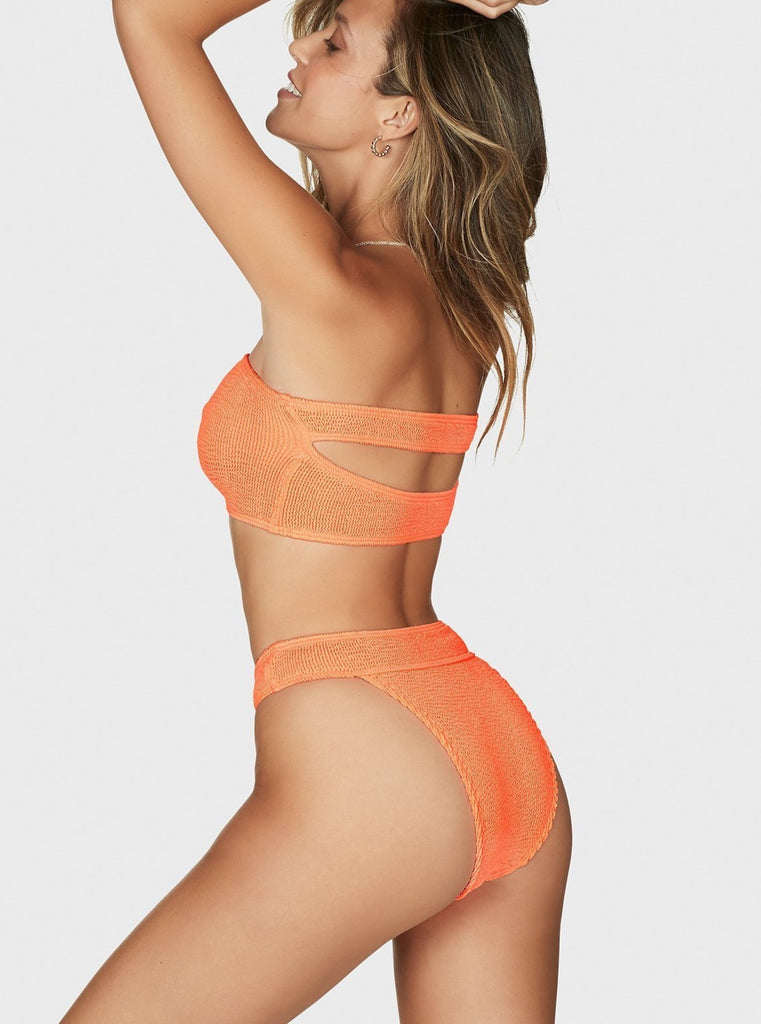 Storm Brief in Neon Orange by BOUND