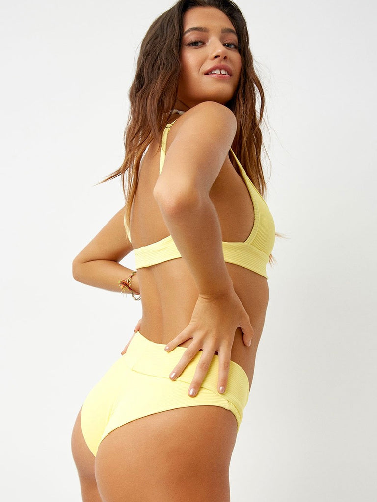 Gavin Top in Daffodil by FRANKIES BIKINIS