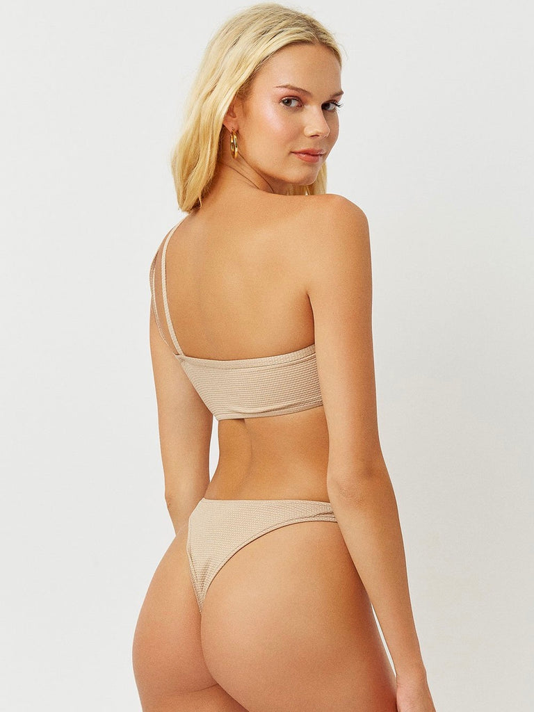 Olivia Bottom in Sand by FRANKIES BIKINIS