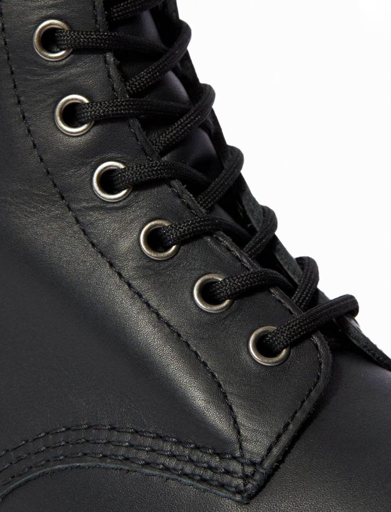 Black Nappa 1460 by DR. MARTENS