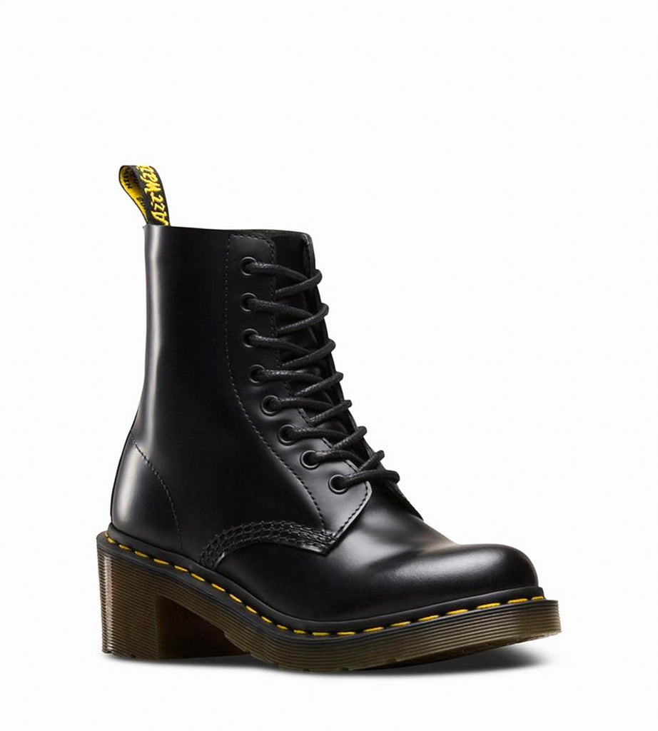 Clemency Smooth Boots by DR. MARTENS