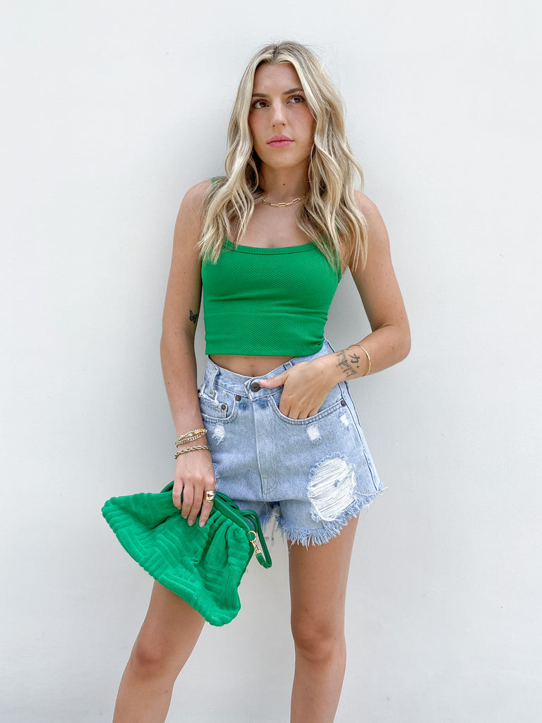 Devon Bodysuit in Taupe