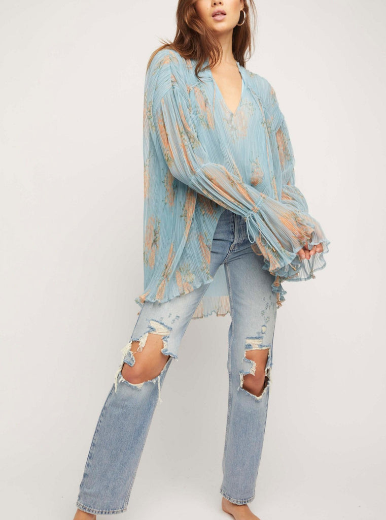 The Lasso Jeans by FREE PEOPLE