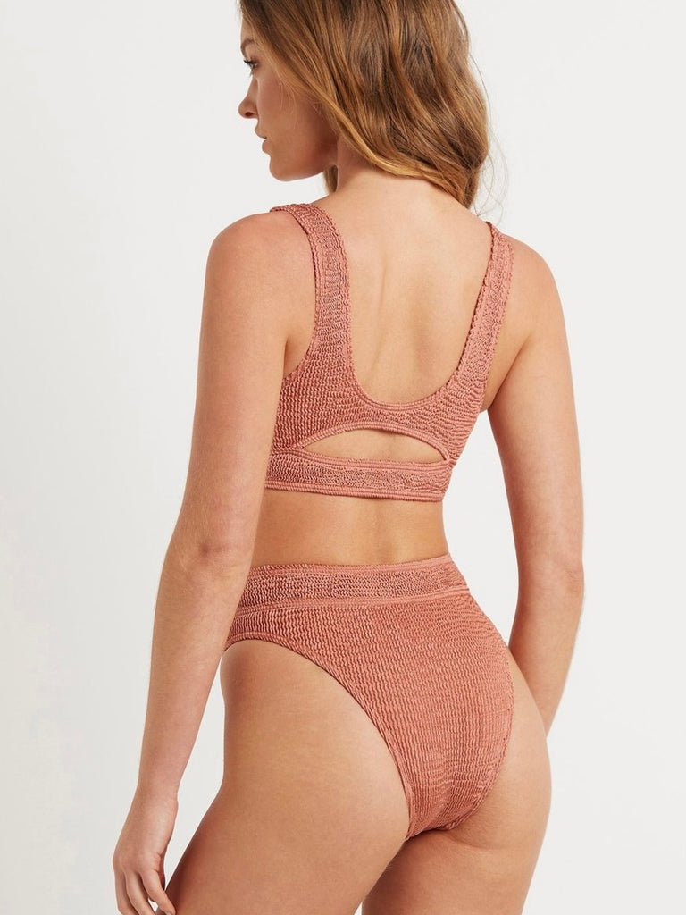 Savannah Brief in Coffee Cream by BOUND