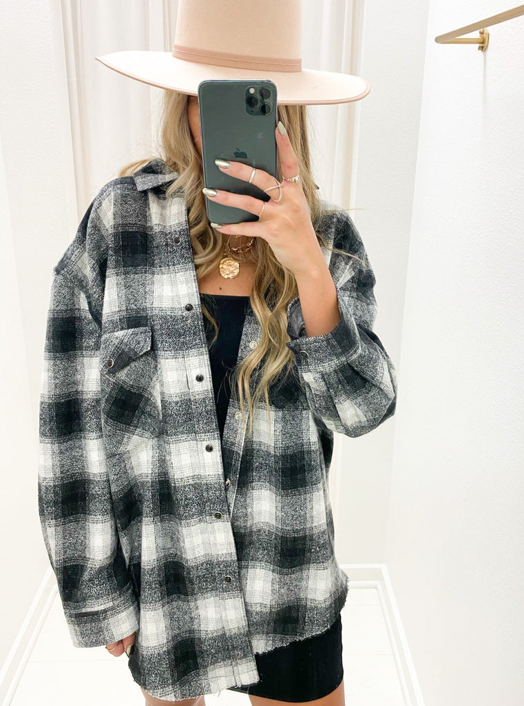 Mansfield Flannel Shacket