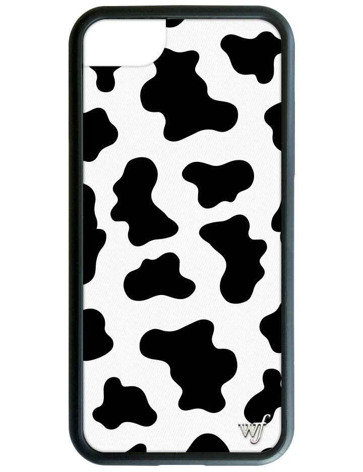 Moo Moo iPhone Case by WILDFLOWER CASES