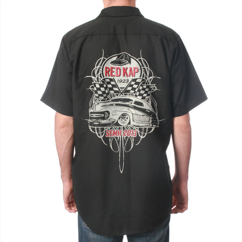SEMA 2013 - Finish Line Work Shirt