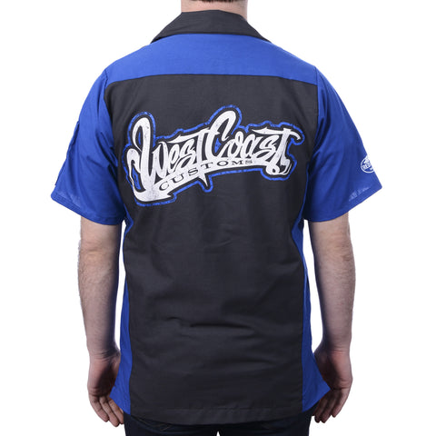 West Coast Customs Logo Crew Shirt