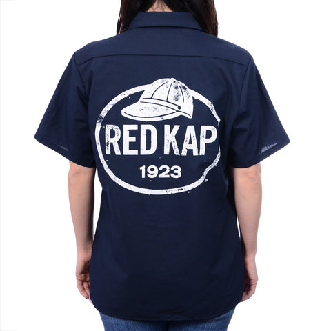 Women's Navy Vintage 1923 Work Shirt