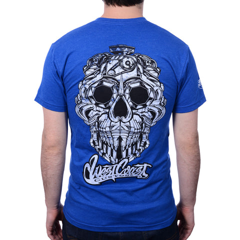 West Coast Customs Metal Head Tee