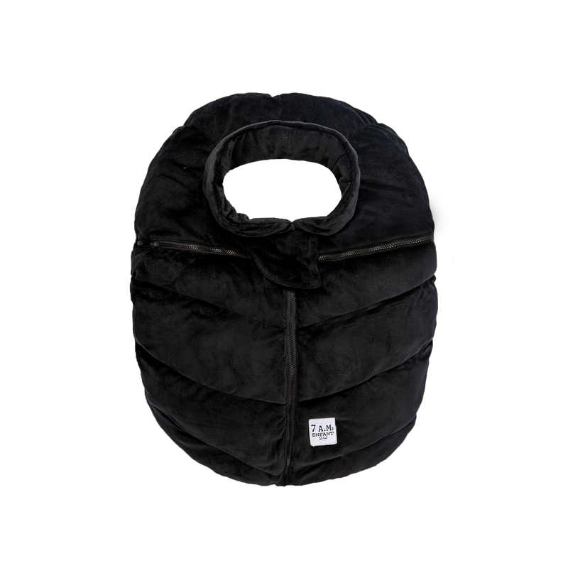 Car Seat Cocoon Velour - Cotton Lightweight