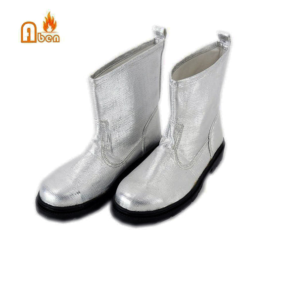 Fire and Heat Resistant Boots, Withstand Heat Up to 1000 C
