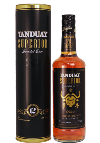 Tanduay Superior OX 700ml [LIMITED EDITION]
