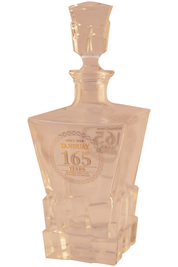 165 Years Decanter Bottle