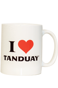 I LOVE TANDUAY - Coffee Mug