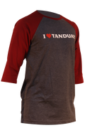 I LOVE TANDUAY - Baseball Shirt