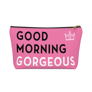 Makeup Bag Good Morning Gorgeous Small Front