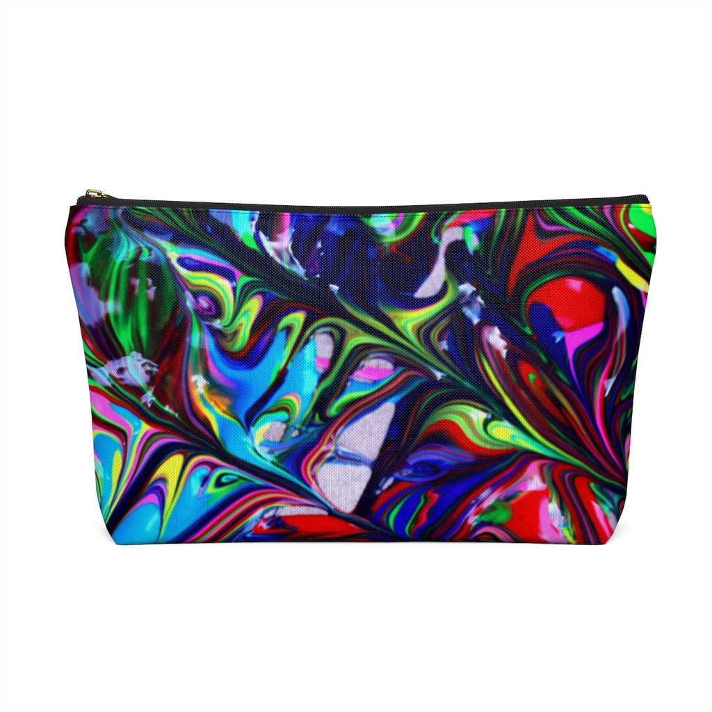 Makeup Bag Color Explosion Large Back