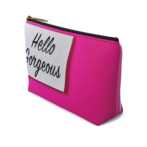 Makeup Bag Hello Gorgeous Small Right Side