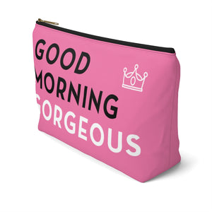 Makeup Bag Good Morning Gorgeous Large Right Side