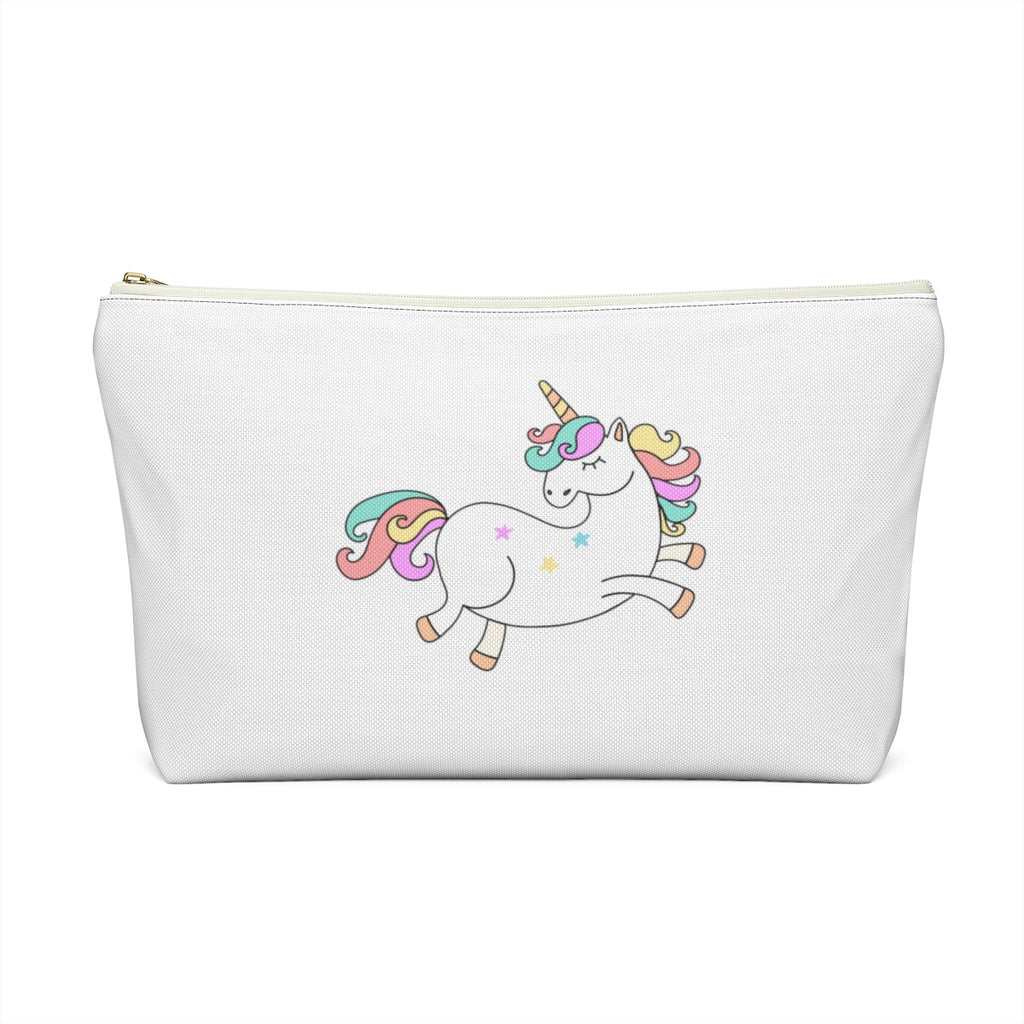 Makeup Bag Unicorn Large Back