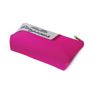 Makeup Bag Hello Gorgeous Small Bottom