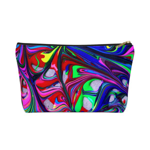 Makeup Bag Color Explosion Small Front