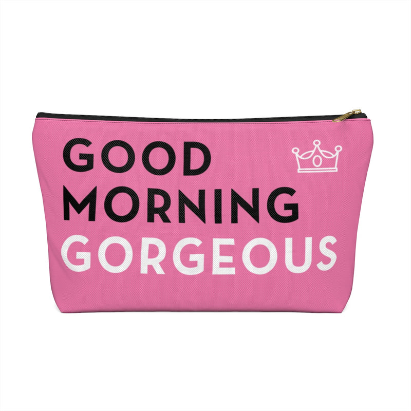 Makeup Bag Good Morning Gorgeous Large Front