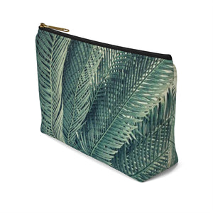 Makeup Bag Palm Tree Small Right Side