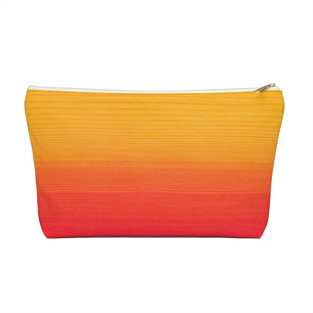 Makeup Bag Sunset Large Front