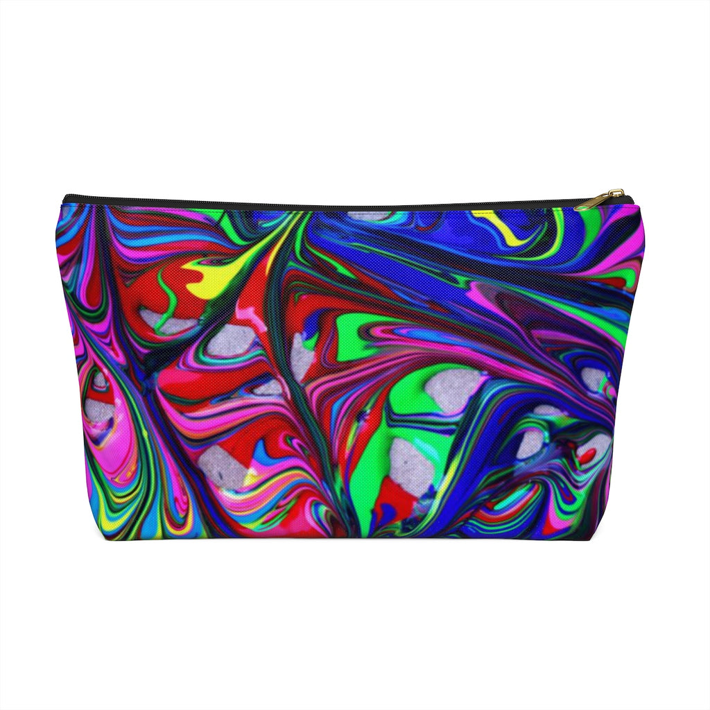 Makeup Bag Color Explosion Large Front