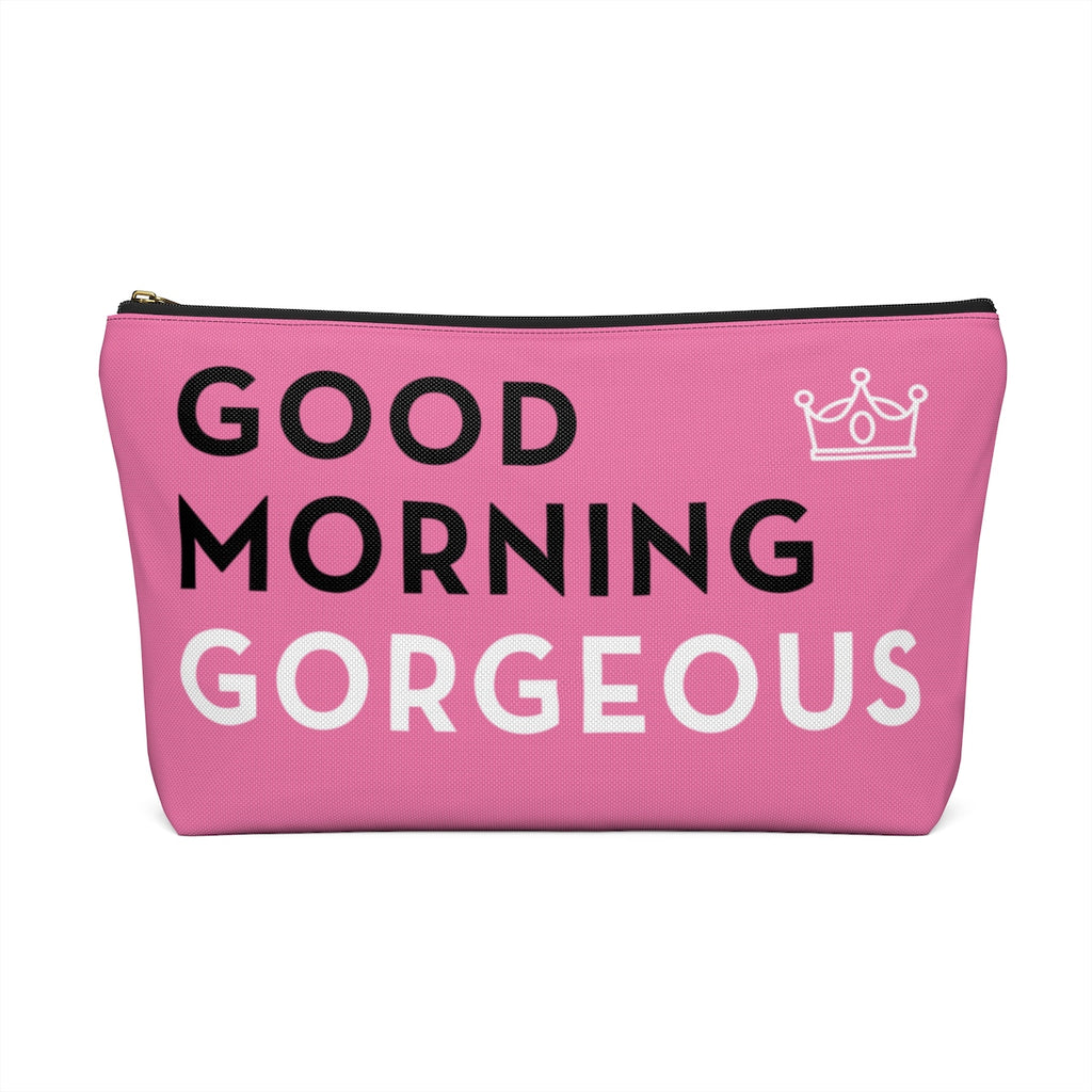 Makeup Bag Good Morning Gorgeous Large Back
