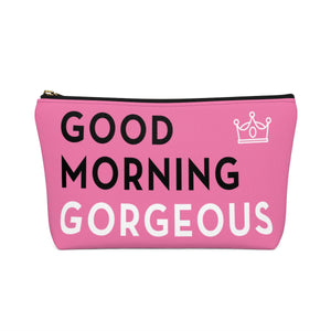 Makeup Bag Good Morning Gorgeous Small Back