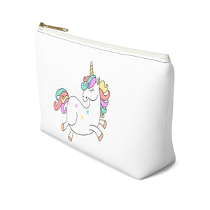 Makeup Bag Unicorn Small Right Side
