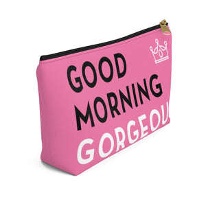 Makeup Bag Good Morning Gorgeous Small Left Side