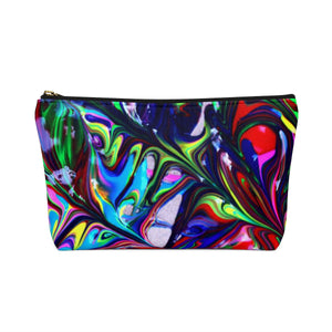 Makeup Bag Color Explosion Small Back