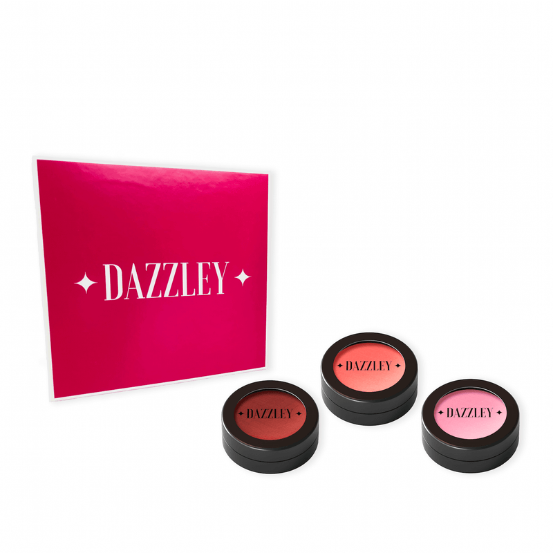 Cocktail Blush Trio