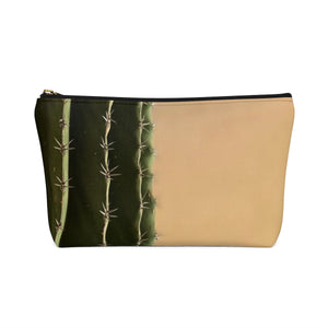 Makeup Bag Cactus Small Back