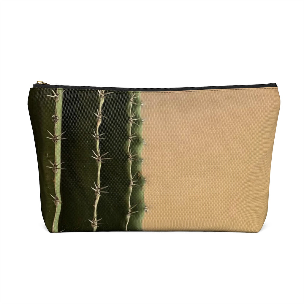 Makeup Bag Cactus Large Back