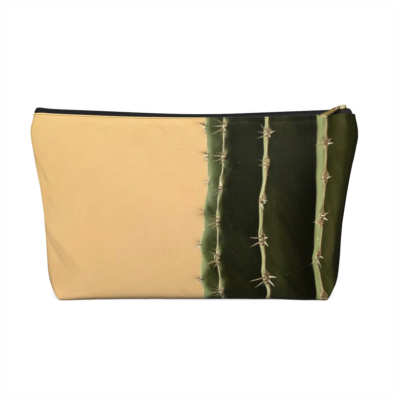 Makeup Bag Cactus Large Front