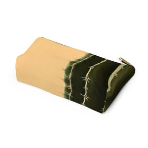 Makeup Bag Cactus Small Bottom