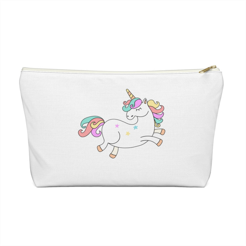 Makeup Bag Unicorn Large Right Side