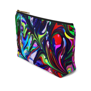 Makeup Bag Color Explosion Small Right Side