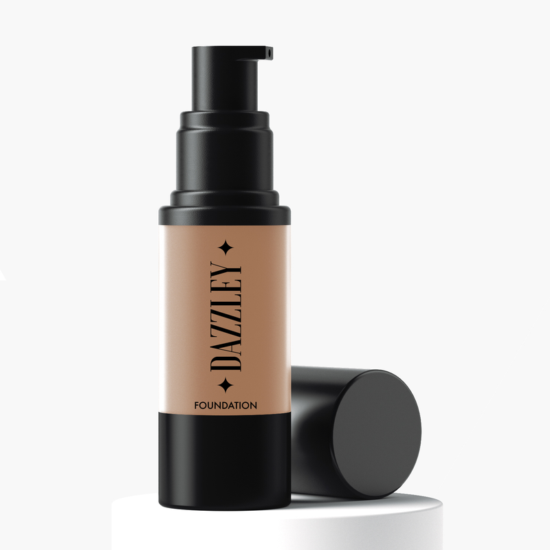 Foundation Caramel Dazzley