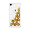 Gold Glitter iPhone Case with Daisies