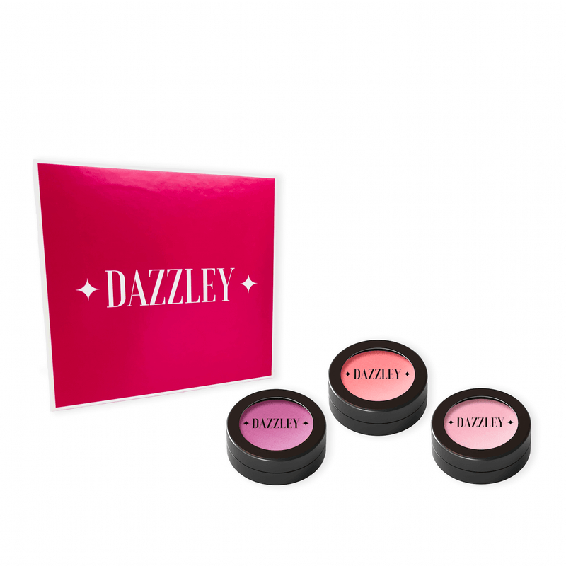 Pink Passion Blush Trio