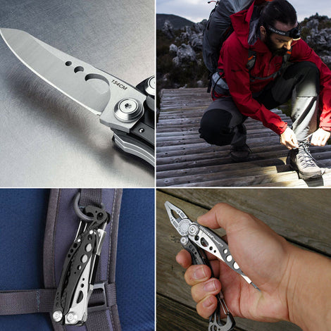 Multiherramienta SKELETOOL CX LEATHERMAN